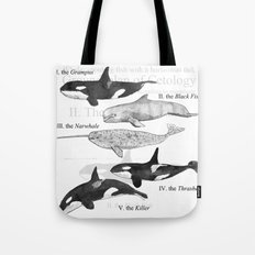 II. The Octavo Whale Tote Bag