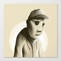 Pirate Of The New Centur… Canvas Print