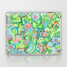 Sharpie Doodle Laptop & iPad Skin