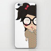 Mss Ups iPhone & iPod Skin