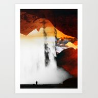 Isolation Fall Art Print