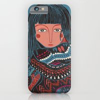 iPhone & iPod Case featuring The Nomad by Paula McGloin