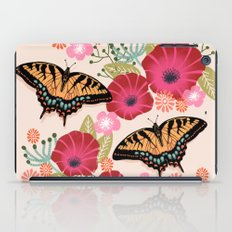 Swallowtail Florals by Andrea Lauren  iPad Case