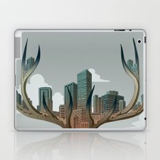 Unwelcome Visitor Laptop & iPad Skin