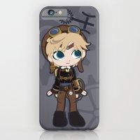 Steampunk Sailor Uranus - Sailor Moon iPhone 6 Slim Case