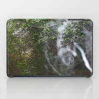 Through the wood line. iPad Case