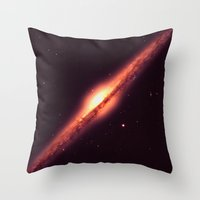 A Lonely Planet Throw Pillow