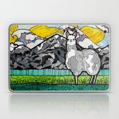 Llama and Andes Laptop & iPad Skin