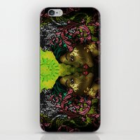 Ital Twins iPhone & iPod Skin