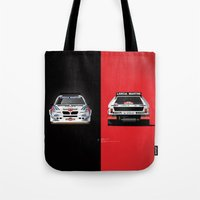 Group B Edition, N.º2, Lancia Delta S4 Tote Bag