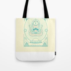 Kang the Liberator  Tote Bag
