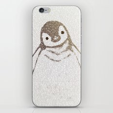 The Little Intellectual Penguin iPhone & iPod Skin