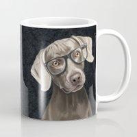 Mr Weimaraner Mug