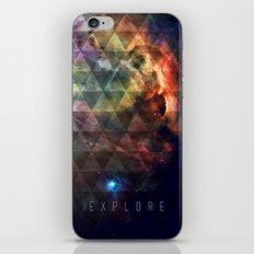 Explore II iPhone & iPod Skin