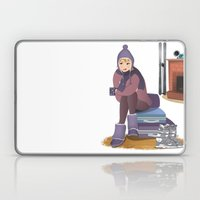I Love Winter Laptop & iPad Skin