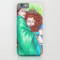 Merida And Elinor iPhone 6 Slim Case