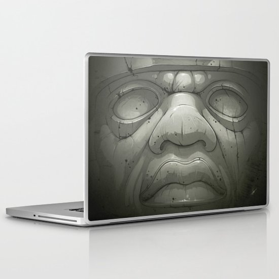 Olmeca I. Laptop & iPad Skin