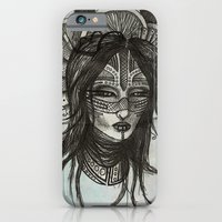 iPhone & iPod Case featuring witch by ASTRA ZERO
