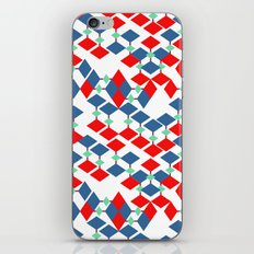 geometric number 5 iPhone & iPod Skin