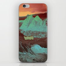 Greetings from a Strange Land iPhone & iPod Skin