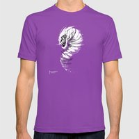 Warfishmonger Mens Fitted Tee Ultraviolet SMALL