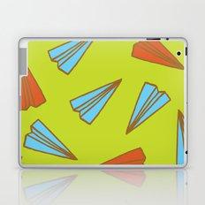 Paper Planes Laptop & iPad Skin