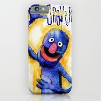 iPhone & iPod Case featuring I Am Grover by Michael Scott Murphy