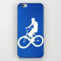 Endless Cycle iPhone & iPod Skin