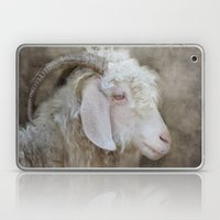 The beautiful goat Laptop & iPad Skin