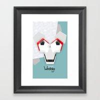 Sheepako  Framed Art Print