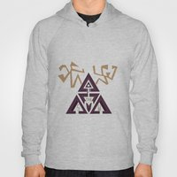 Shelter The Weak Triangl… Hoody