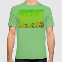 CELLS Mens Fitted Tee Grass SMALL