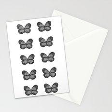 BUTTERFLY3 Stationery Cards