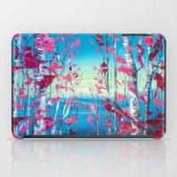 Birches iPad Case