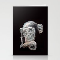 A Jane Goodall Quote - B… Stationery Cards