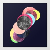 REPEAT SYSTEM Canvas Print