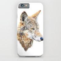 Wolf Head 2 iPhone 6 Slim Case
