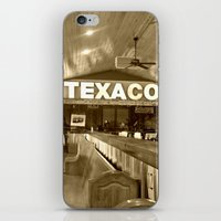 Texaco iPhone & iPod Skin