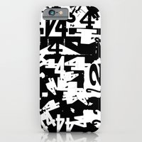 iPhone & iPod Case featuring 42 by Dorie Herman