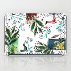 Through the jungle web iPad Case