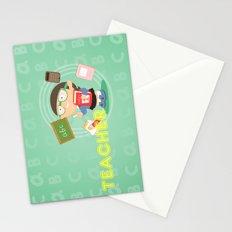 teacher Stationery Cards