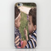 Brother And Sisterly Lov… iPhone & iPod Skin