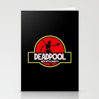 Deadpool : Merc With A … Stationery Cards