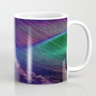 Jellyfish In Roaring Wav… Mug