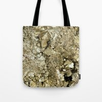 A Golden Fool Tote Bag