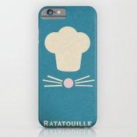Ratatouille - Minimalist… iPhone 6 Slim Case