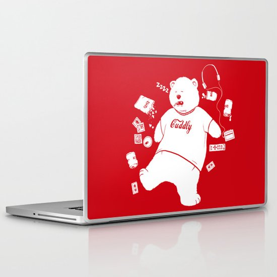 Lonely Nights Laptop & iPad Skin