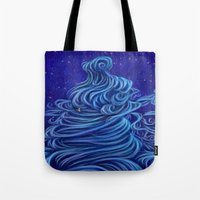 .:A Whole New World:. Tote Bag