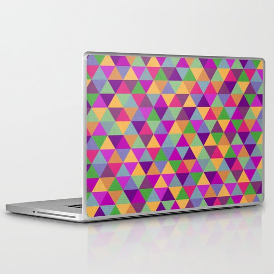 In Love with ▲ Laptop & iPad Skin