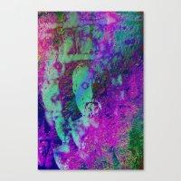 Bust 01 Canvas Print